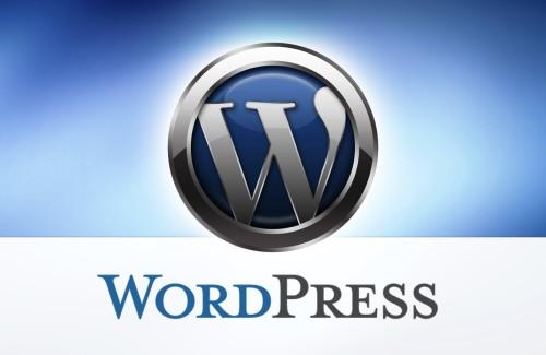 Wordpress database import