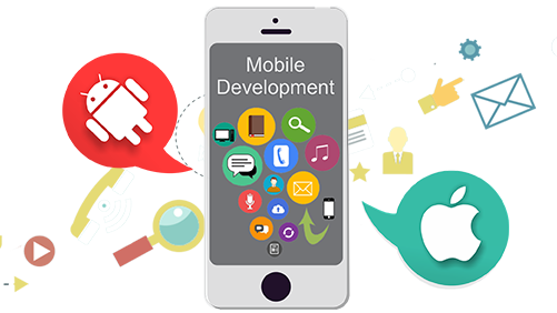 Mobile Application Design & Development Services
