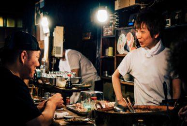 Japanese Restaurant Customer Service